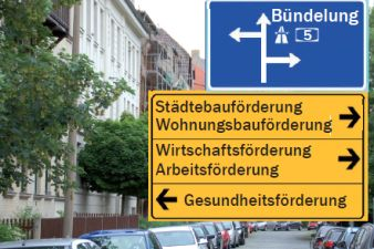 "Bundesinitiative und ExWoSt-Forschungsfeld: ""Kooperation konkret"""