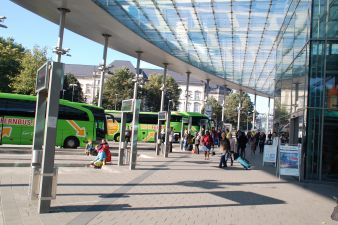 ExWoSt-Studie: Neue Mobilitätsformen, Mobilitätsstationen und Stadtgestalt