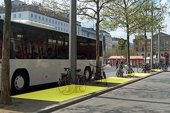 Stadt Bremen - Fahrradparken in Bremen