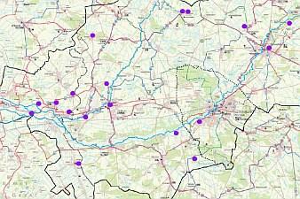 Samtgemeinde Fintel - Touristisches Radverkehrskonzept GesundRegion