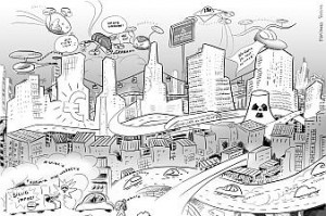 ExWoSt-Studie: Stadtverkehr für übermorgen