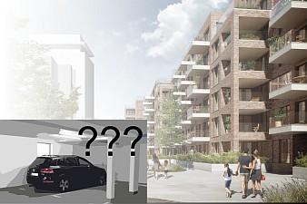 Mobilitätskonzept für das Wohnungsbauvorhaben Weser Höfe