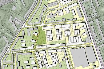 Bezirksamt Hamburg-Wandsbek - Städtebauliches Entwicklungskonzept
